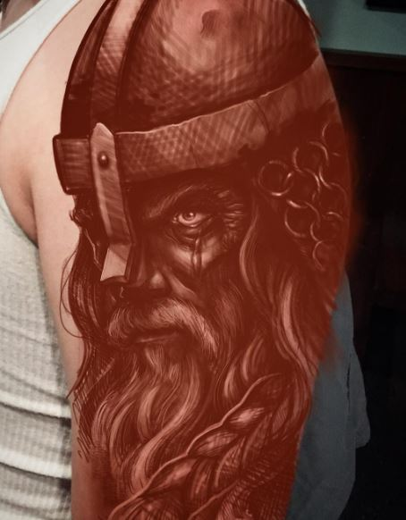 Norse Tattoo 2