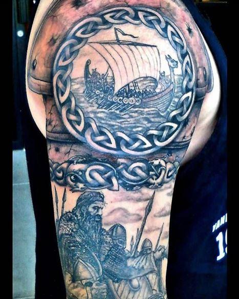 Norse Tattoo 24