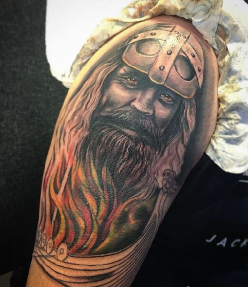 Norse Tattoo 3
