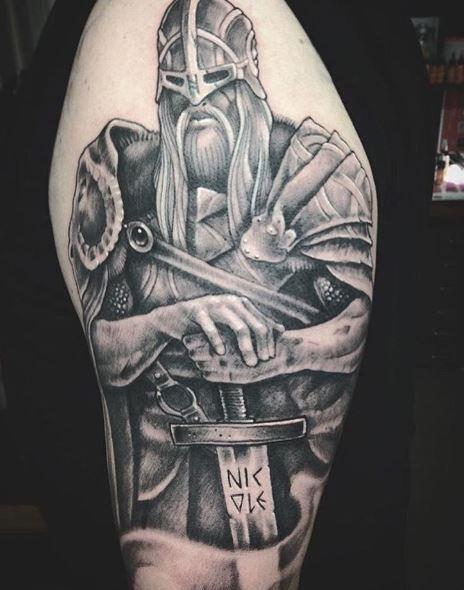 Norse Tattoo 39