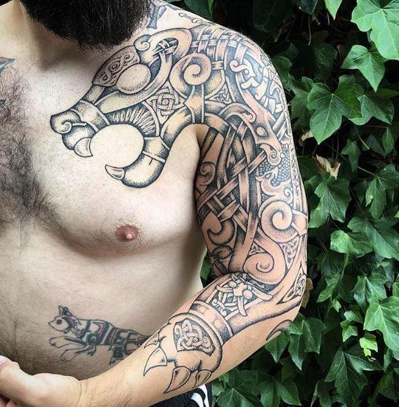Norse Tattoo 42