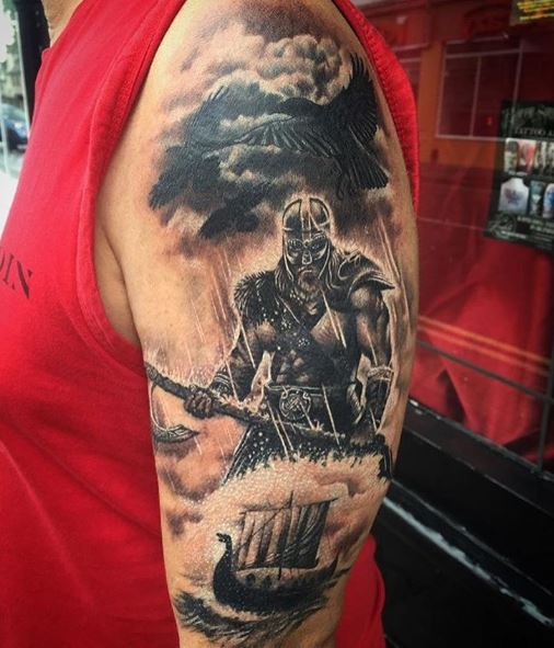 Norse Tattoo 43