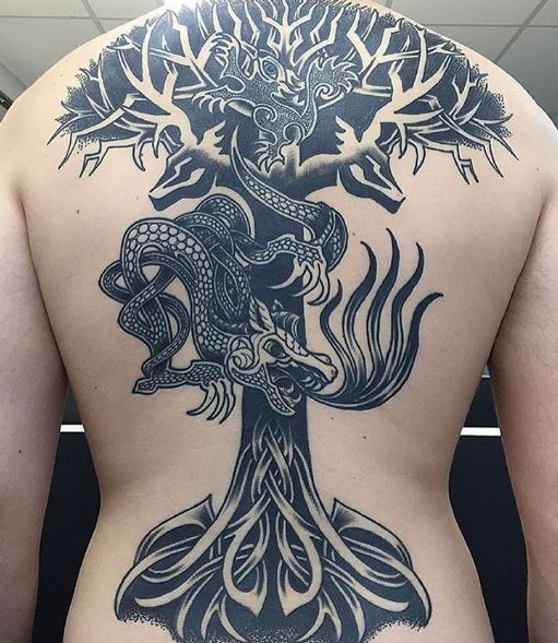 Norse Tattoo 50