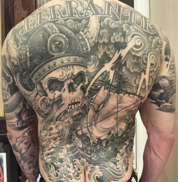 Norse Tattoo 55