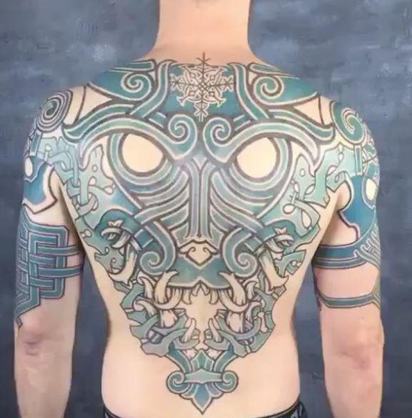 Norse Tattoo 6