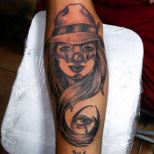Pretty Gangsta Tattoos Design And Ideas