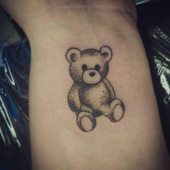 Teddy Bear Tattoos Design And Ideas