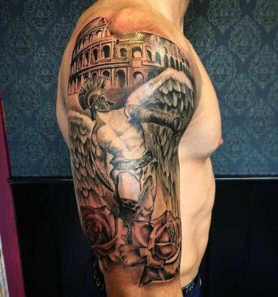 Angel Warriors Tattoos