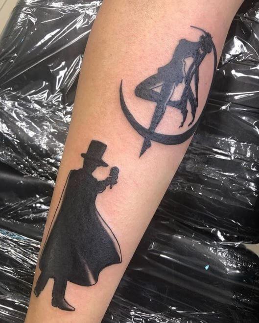 Anime Symbol Tattoos