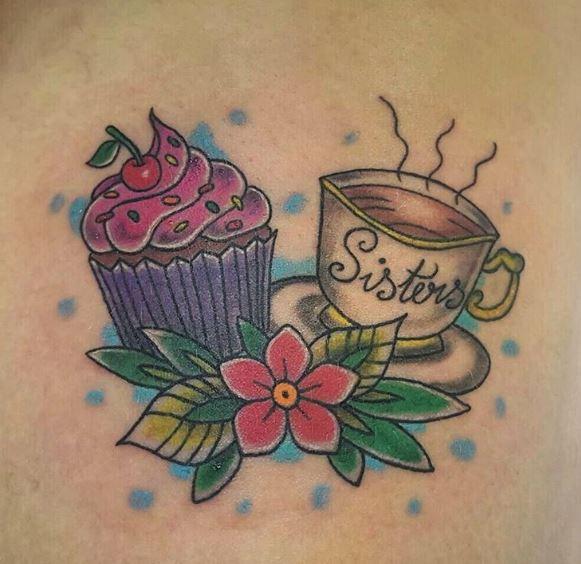 Beautiful Sister Tattoos