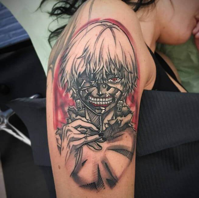 Best Anime Tattoos (1)