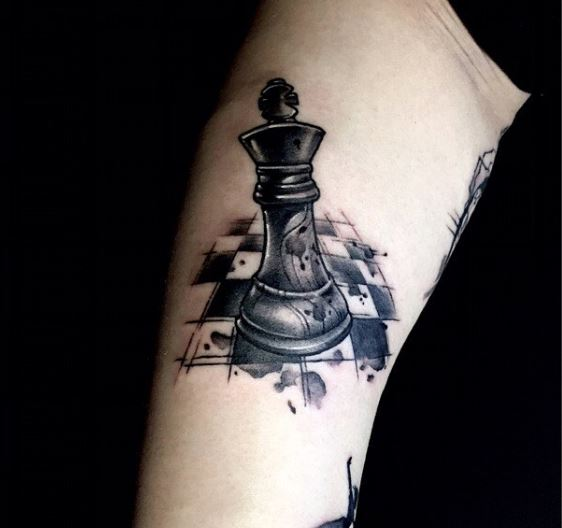 Chess Tattoo Tumblr