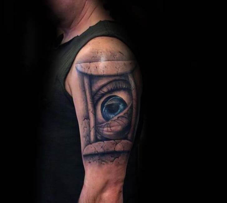 Gemini Tattoos For Men On Arm
