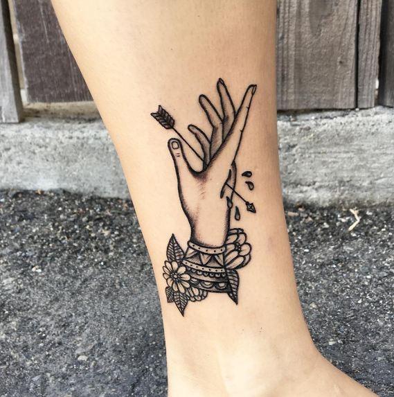 Gorgeous Arrow Tattoos