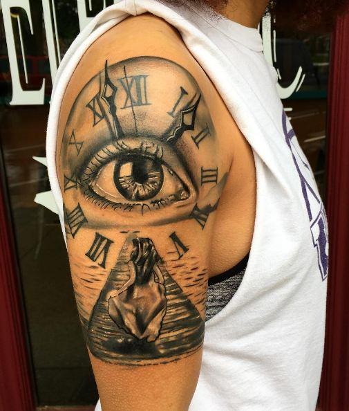 Half Sleeve Tattoos Cost