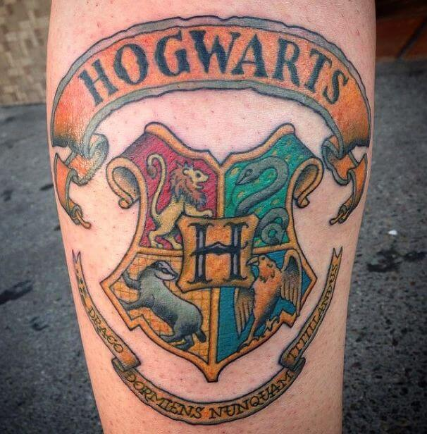Harry Potter Tattoos Tumblr