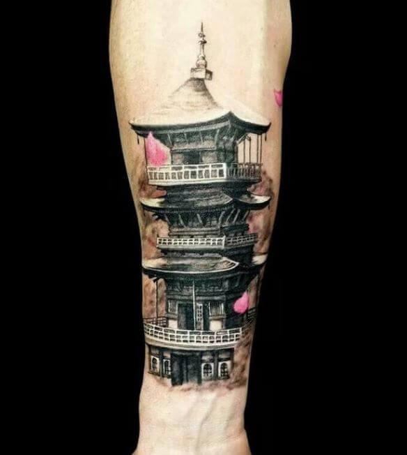 Japanese Arm Tattoos For Men