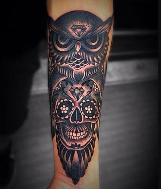 Lower Arm Tattoos Designs For Men