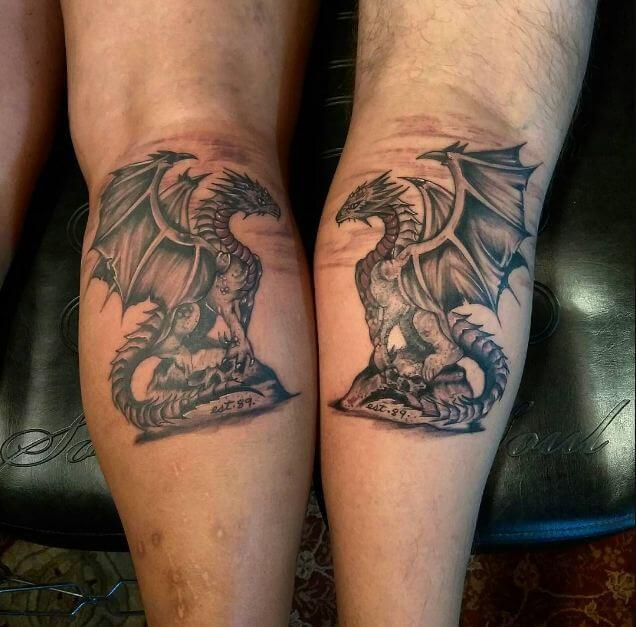 Matching Tattoo Ideas