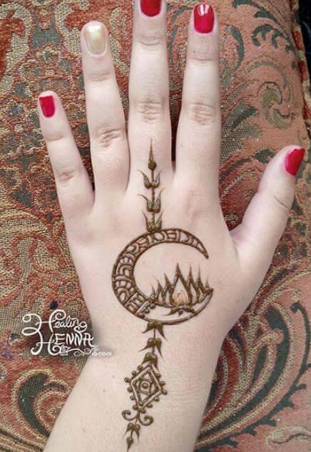 Moon Henna Tattoos