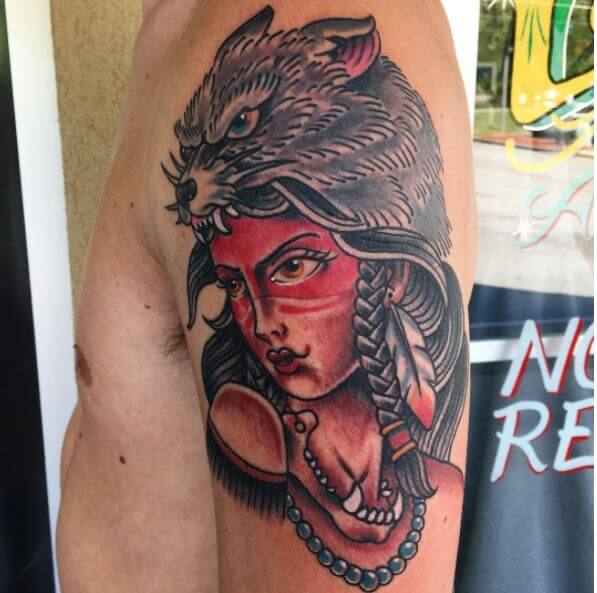 Native American Tattoo Meanings