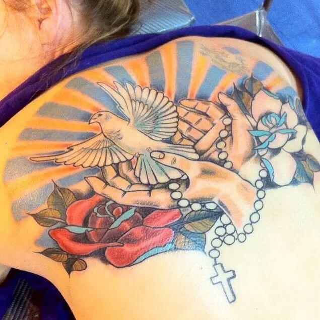 Peace Dove Tattoos Tumblr