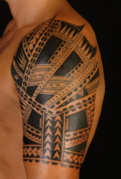 50 Best Half Sleeve Tattoos For Men 2020 Tribal Ideas With Meaning