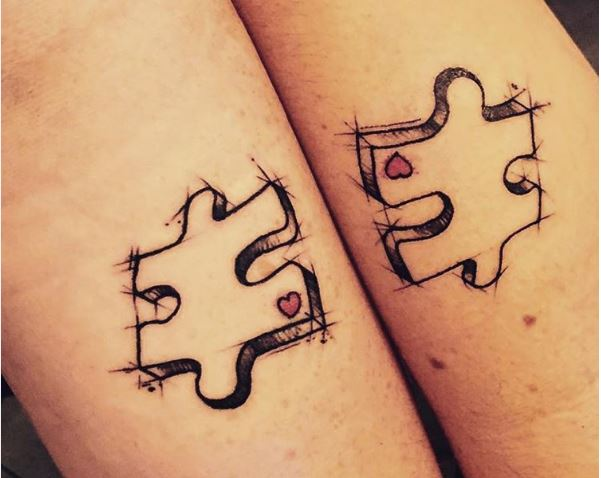 Sister For Life Tattoos