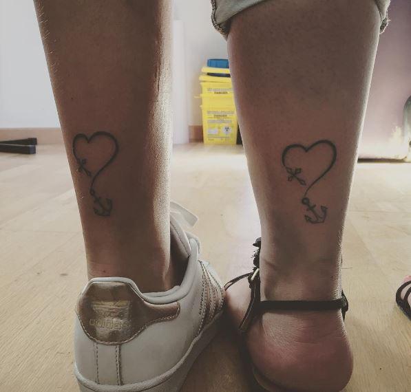 Sister Forever Tattoos
