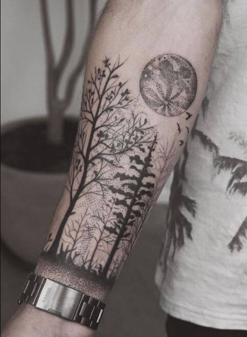 Tattoos For Men On Arm Sleeves