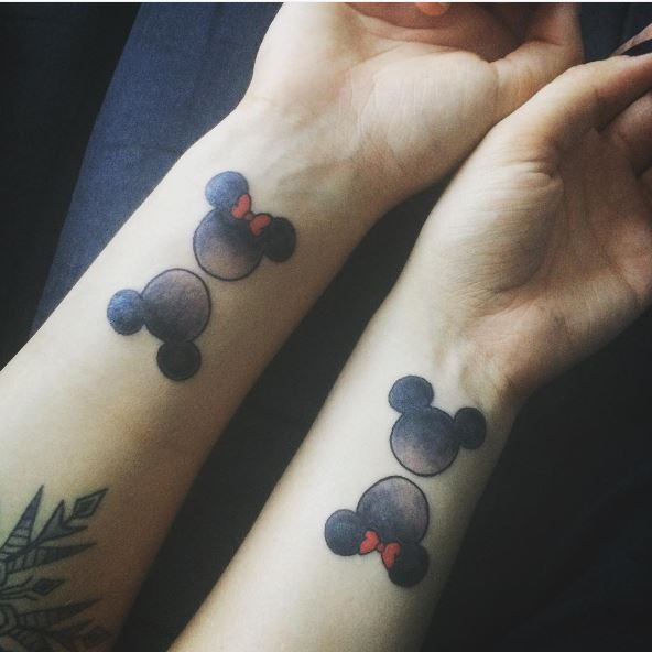 Twin Sister Tattoos