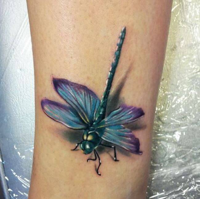 Youtube Dragonfly Tattoo