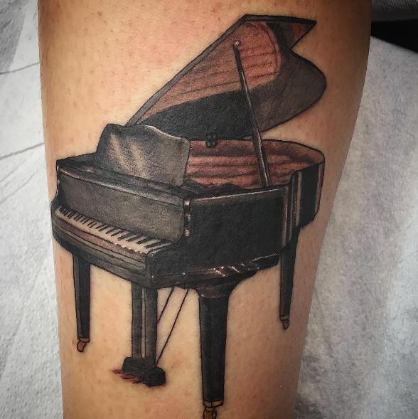 Music Tattoo On Arm 33