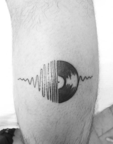 Music Tattoo On Arm 45