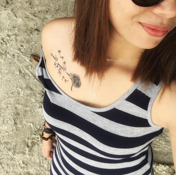 Collar Bone Tattoo Gallery
