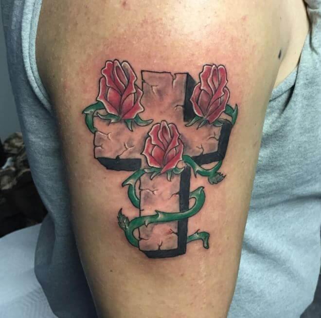 Father Son Holy Spirit Tattoos