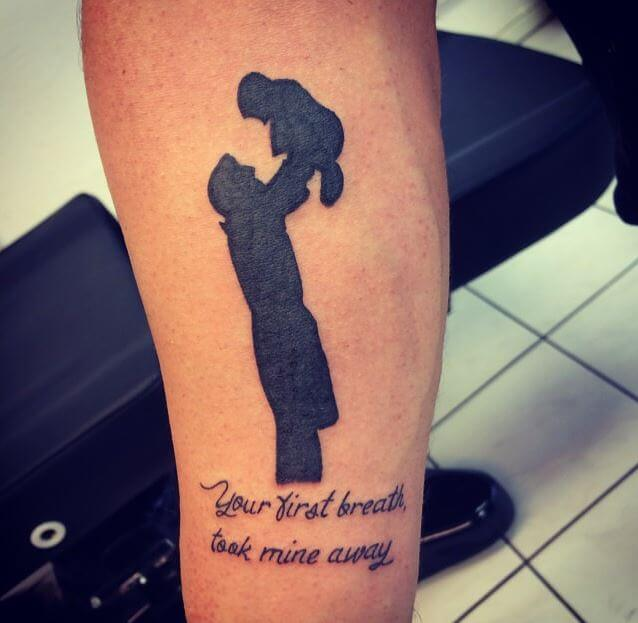 Father Son Quotes For Tattoos