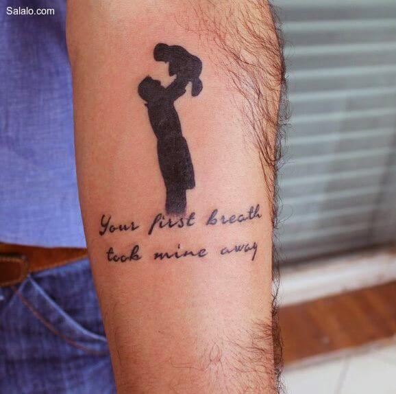 Father Son Quotes Tattoos