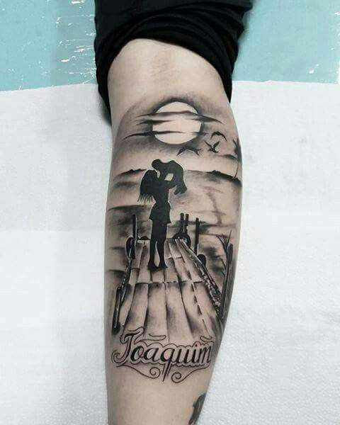 Father To Son Tattoo (3)