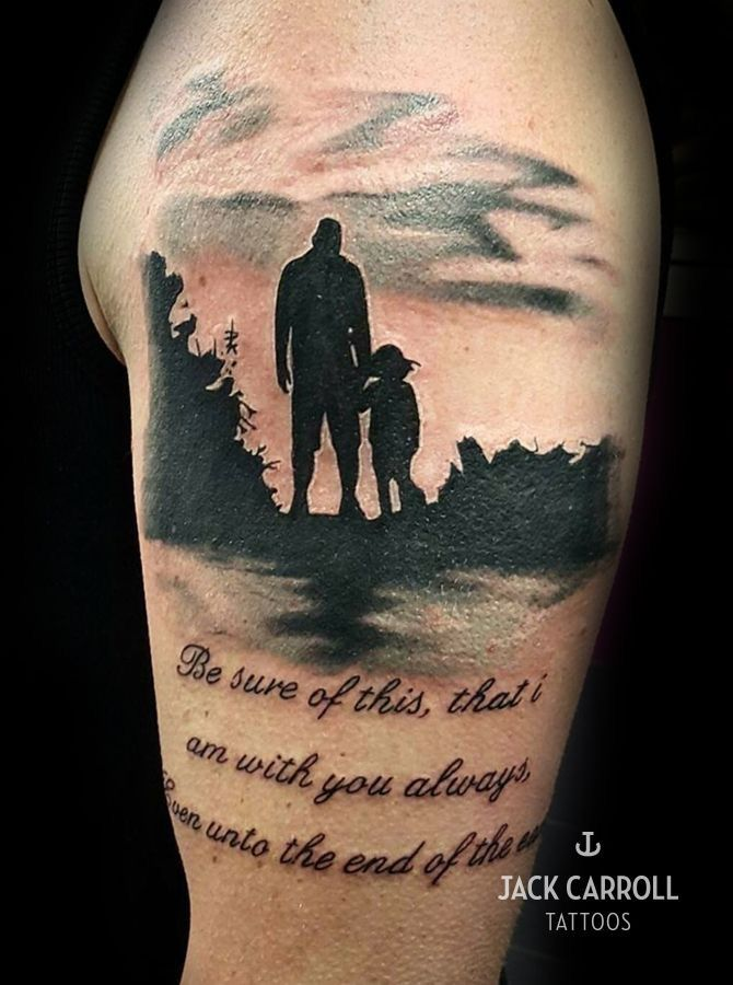 Fathers Tattoo For Daughter (11)