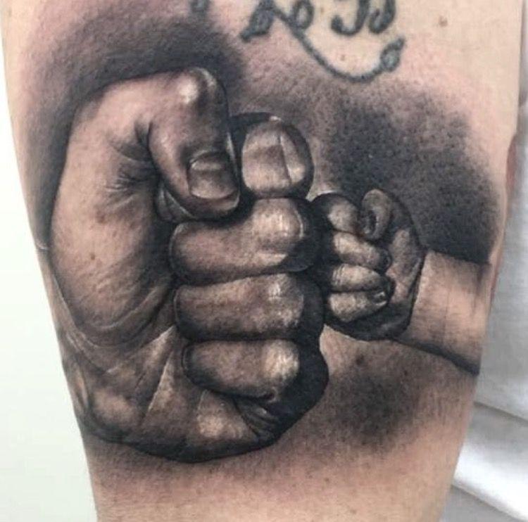 First Born Son Tattoo Ideas (1)