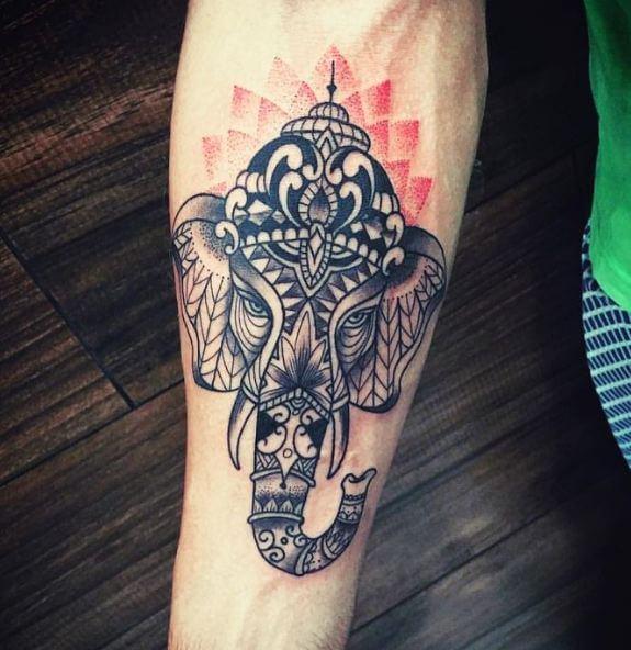 Ganesha Tattoos For Boys
