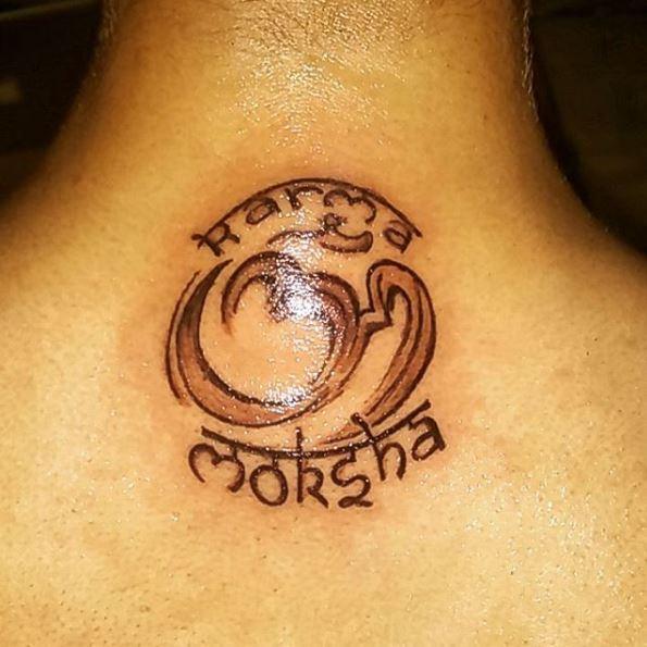 Amazing Back Neck Tattoos Design And Ideas