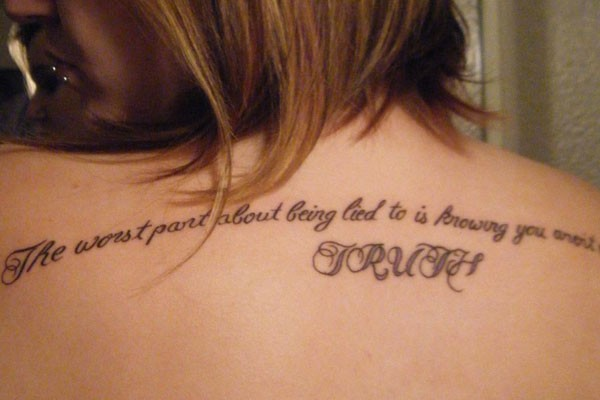 Newest Tattoo Sayings