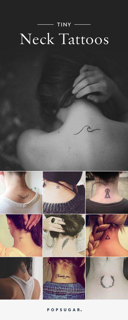 Back Of Neck Tattoos For Women (147)