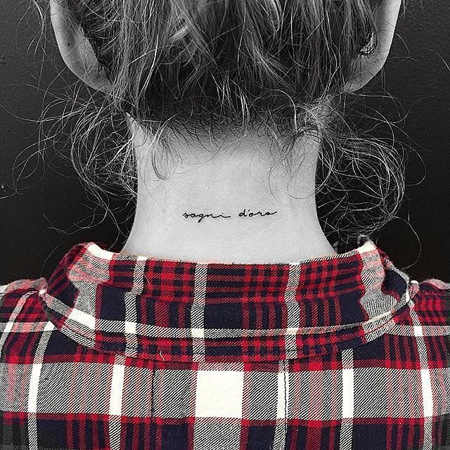 Back Of Neck Tattoos For Women (16)