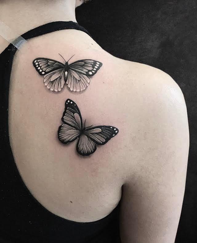 Back Of Neck Tattoos For Women (80)