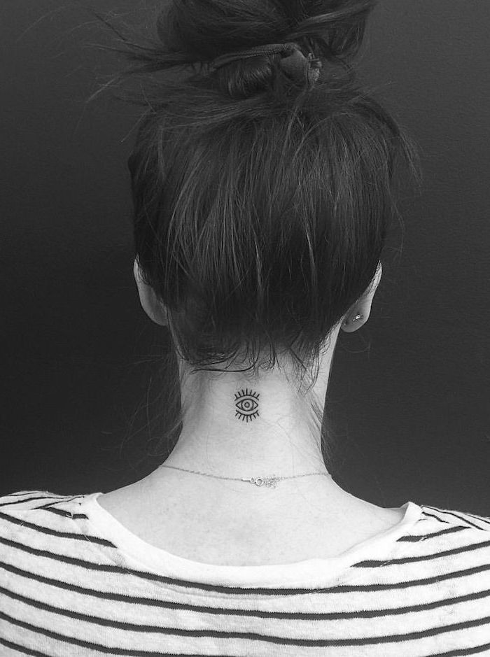 Back Of Neck Tattoos For Women (81)