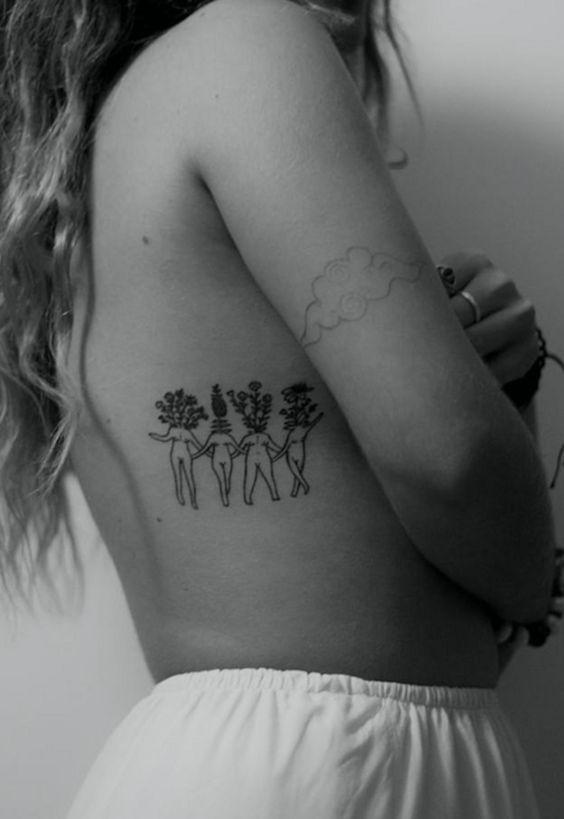Back Of Neck Tattoos For Women (93)