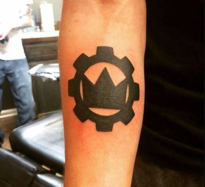 Crown The Empire Tattoo